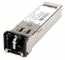 CISCO 1000BASE-ZX SFP TRANSCEIVER MODULE, SMF, 1550NM, DOM         US ACCS (GLC-ZX-SMD=)
