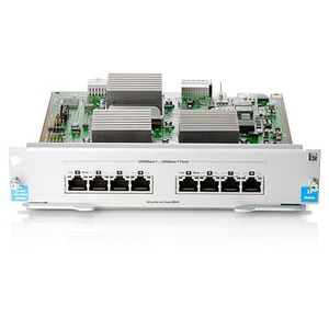 Hewlett Packard Enterprise 8-port 10GBase-T v2 zl