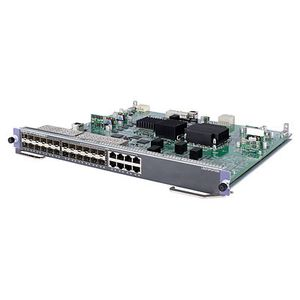 Hewlett Packard Enterprise 7500 24-porters GbE SFP