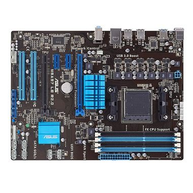 M5A97 LE R2.0, AMD 970 Socket AM3+, ATX