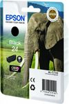 EPSON Ink Cart/24s Elephant Black