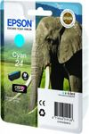 EPSON Ink Cart/24s Elephant Cyan