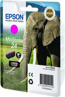 EPSON Ink Cart/24s Elephant Magenta RF+AM (C13T24234020)