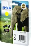 EPSON Ink Cart/24s Elephant Yellow