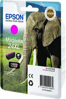 Ink Cart/24XL Elephant Magenta RS