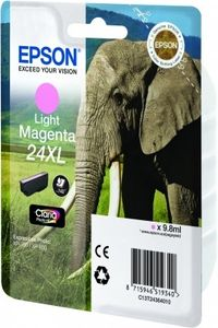 EPSON Ink Cart/24XL Elephant Light