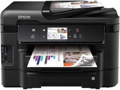 WorkForce WF-3540DTWF all-in-one