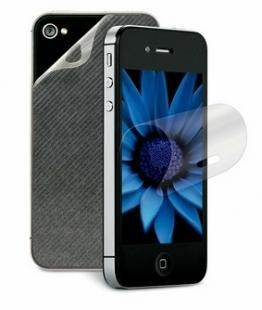 Natural View Anti Glare Screen Protector for iPhone 4