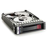 Hewlett Packard Enterprise P2000 600 GB 6G SAS 15k rpm LFF Enterprise-harddisk med to porter