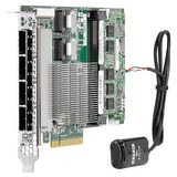 Hewlett Packard Enterprise Smart Array P822/2GB FBWC 6Gb 2-ports-Int/ 4-ports Ext SAS Controller