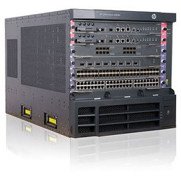 Hewlett Packard Enterprise 12504 AC Switch Chassis
