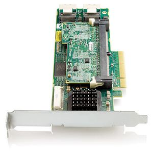 Hewlett Packard Enterprise HPE P410 with 1GB Flash Backed Cache Controller (572532-B21)