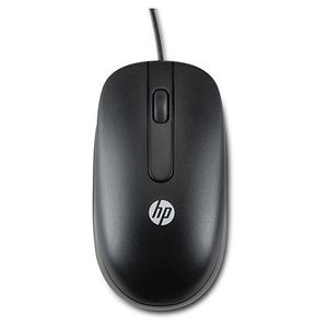 HP LASER-MOUSE USB 2-BUTTONS 1000DPI F/HP PC ACCS (QY778AT)