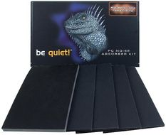 BE QUIET! INSULATING MAT BE QUIET UNIVERSAL F. MIDI-TOWER ACCS (BGZ13G)