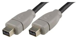 DELTACO Firewire 800 Cable 9-pin