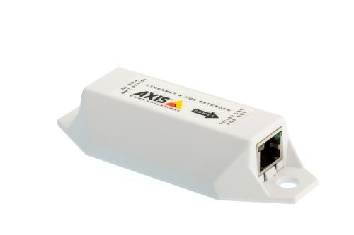 AXIS T8129 POE EXTENDER IN CAM