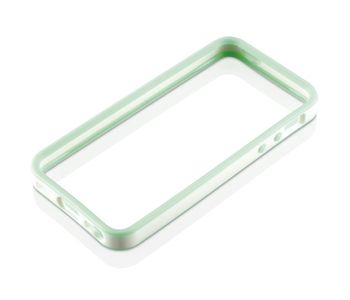GEAR4 IPHONE 5 NEW BAND GREEN/ WHITE (IC507G)