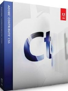 ADOBE ContributeV 6.5 Win DVD Set (EN) (65191305)