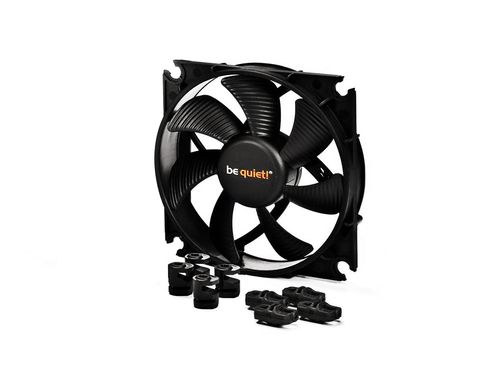 BE QUIET SILENT WINGS2 120MM 120X120X25 1500RPM 15.7DBA 3PIN CPNT