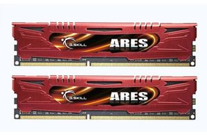 DDR3-1600 16GB G.SKILL/ CL9/ Kit 2x8GB/ Ares