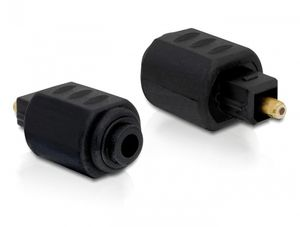 DELOCK Audio Adapter 3,5mm stereo -> Toslink Bu/St (84458)