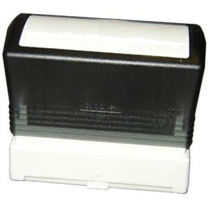 BROTHER Pack 6 black self-inking stamps 10x60mm (PR1060B6P)