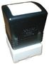 BROTHER Pack 6 black self-inking stamps 20x20mm