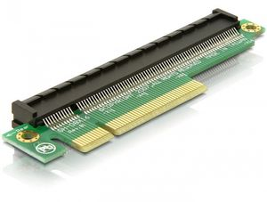 PCI Expr Card Extension Riser Card PCIe x8
