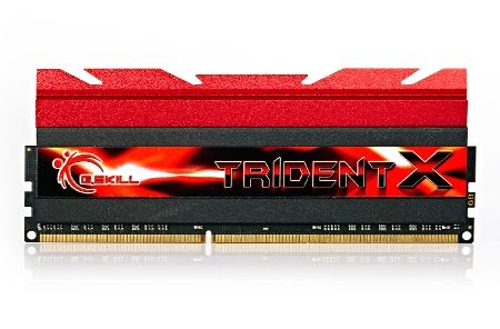DDR3-1600 16GB G.SKILL/ CL7/ Kit 2x8GB/ TridentX