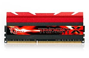 DDR3-1600 32GB G.SKILL/ CL7/ Kit 4x8GB/ TridentX