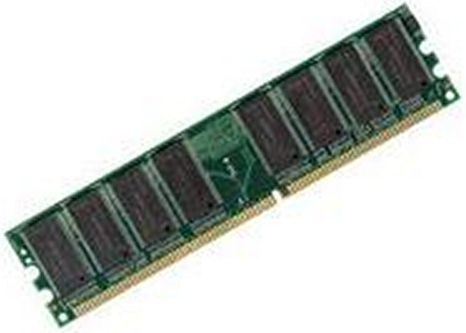 MICROMEMORY DDR3 - 1 GB - DIMM 240-pin - 1333 MHz / PC3-10600 - ikke-bufret - ikke-ECC - for Dell OptiPlex 380, 580, 780, 980, XE; Precision T1500, T3500; Studio XPS 8100; XPS 8100 (MMD1837/1024)