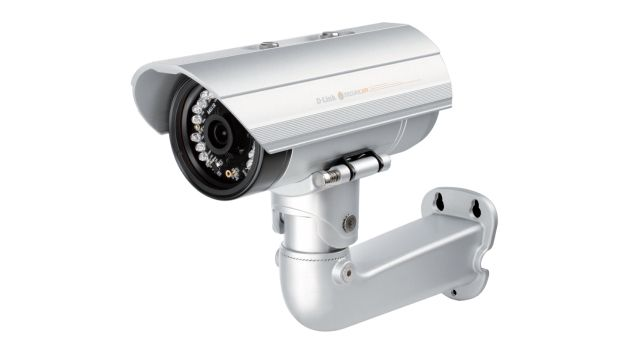 Full HD Day & Night Outdoor Box Network Cam