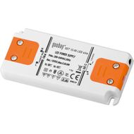 Transformator for LED-belysning,  6W, 230V AC, 12V DC