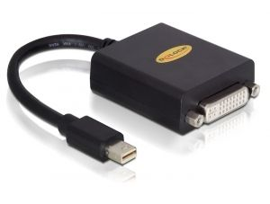DELOCK Mini DisplayPort till DVI-I,