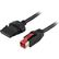 STAR MICRONICS Powered USB 2.0-kabel,  1,2m