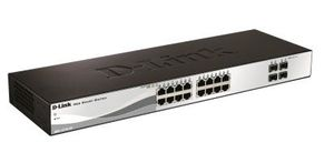 Web Smart DGS-1210-20 - Switch - managed -