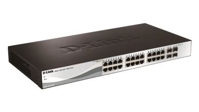 28-PORT LAYER2 SMART MANAGED GIGABIT SWITCH CPNT