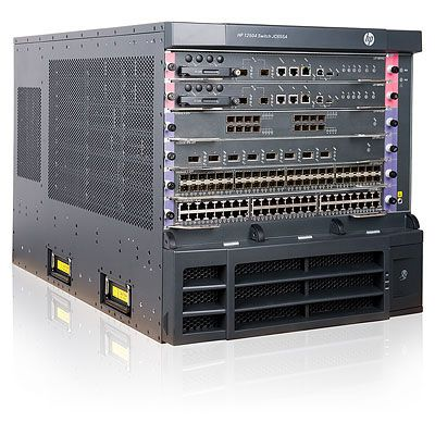 12504 DC Switch Chassis