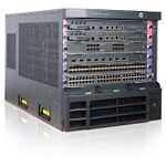Hewlett Packard Enterprise 12504 DC Switch Chassis