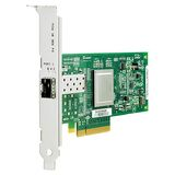 Hewlett Packard Enterprise PCI Express 1-ports 8 Gb Fibre Channel SR (QLogic)-adapter