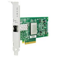 PCI Express 1-ports 8 Gb Fibre Channel SR (QLogic)-adapter