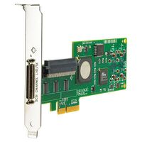 Integrity PCI-E Ultra320 SCSI Adapter