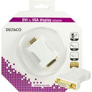 DVI adapter analog DVI - analog VGA, ho - ha, vit