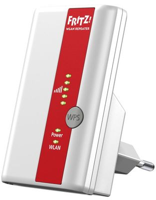 AVM FRITZ!WLAN Repeater 310, 2,4 GHz Wireless Lan Repeater