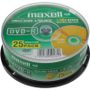 MAXELL DVD-R/ 4.7GB 16xspd Spindle 25pk