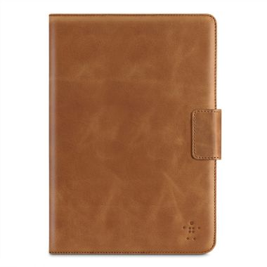 iPad Mini Leather Tab Cover with Stand Brown