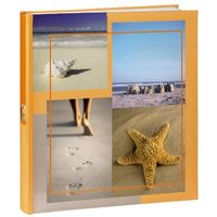HAMA Urlaub Sea Shells     29x32 60 Pages  beige           106279 (106279)