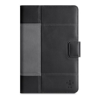 iPad Mini Glam Tab Cover with Stand Black