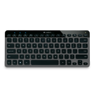LOGITECH Bluetooth Illuminated Keyboard (K810) - Pan Nordic