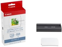 CANON KC-18IS INK/ LABEL-SET(FOR CP900)